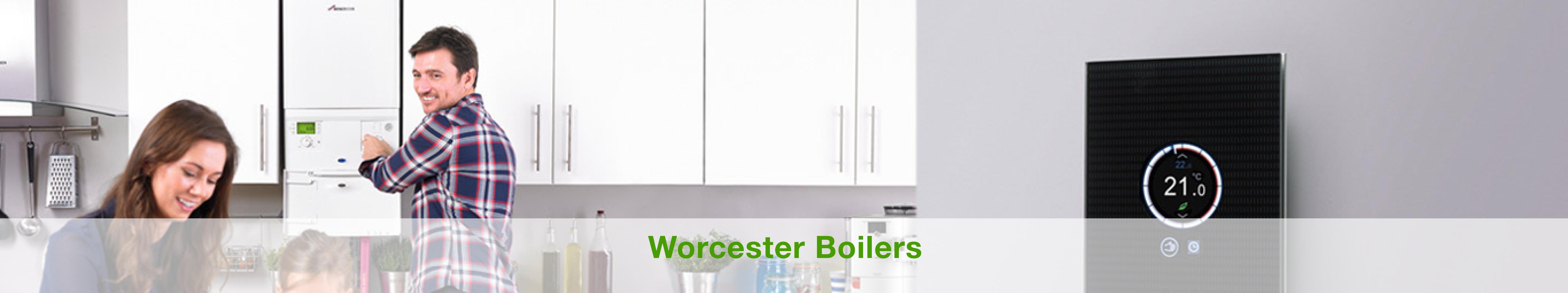 Worcester Gas Boiler Kingston, Bosch Approved Installer Surrey